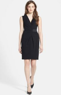 Kenneth Cole New York Samantha Stretch Knit Dress (Petite)
