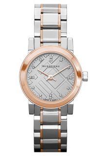 Burberry Small Diamond Dial Bracelet Watch, 26mm (Regular Retail Price $795)