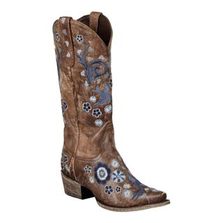 Lane Boots Women's 'Groovy Girl' Cowboy Boots Lane Boots Boots