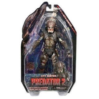 Action Figur Predator   City Hunter Predator 18cm Series IV: Games