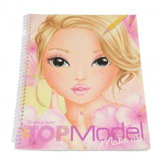 TOPModel Make up Malbuch 6921: Spielzeug