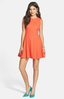 Soprano Emma Knit Skater Dress (Juniors)