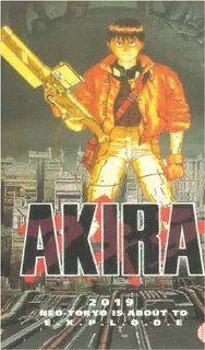 Akira   Anime [UK Import] [VHS]: Katsuhiro Otomo: VHS