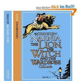 Lion, the Witch and the Wardrobe The Chronicles of Narnia: C S Lewis: Englische Bücher