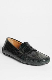 Prada Saffiano Penny Driving Shoe