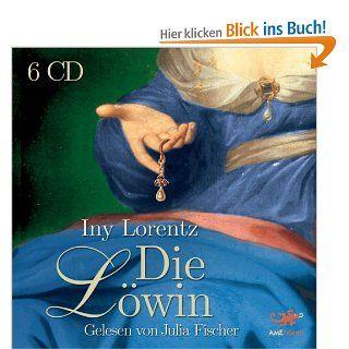 Die L�win. 6 CDs: Historischer Roman: Iny Lorentz, Daniela Utecht, Julia Fischer: Bücher