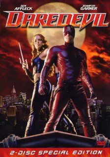 Daredevil [Special Edition] [2 DVDs]: Ben Affleck, Jennifer Garner, Colin Farrell, Graeme Revell, Mark Steven Johnson: DVD & Blu ray