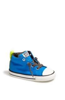 Converse Chuck Taylor® CT Street Mid High Slip On Sneaker (Baby, Walker & Toddler)