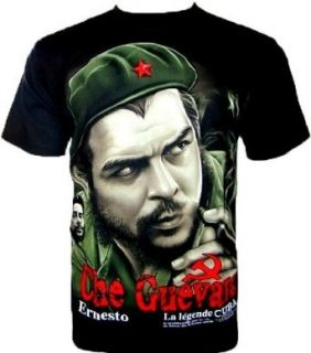 ROCK CHANG T SHIRT 'Che Guevara   La Legende Cuba' Schwarz R 601 (s m l xl xxl): Bekleidung