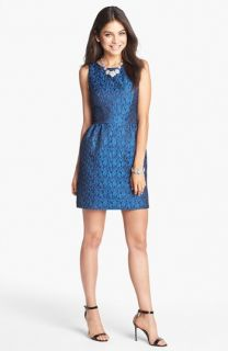 Erin by Erin Fetherston Winnie Jacquard Sheath Dress