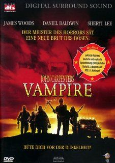 John Carpenter's Vampire: James Woods, Daniel Baldwin, Sheryl Lee, Thomas Ian Griffith, Tim Guinee, Maximilian Schell, Cary Hiroyuki Tagawa, Henry Kingi, Gregory Sierra, Mark Boone jr., Thomas Rosales, John Steakley, John Carpenter, Thomas A. Walsh, Ro