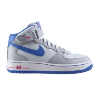 Nike Air Force 1 MID (GS) (518218 002): Sport & Freizeit