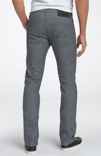 Naked & Famous Denim Skinny Guy Skinny Fit Jeans (Grey Stretch Wash)