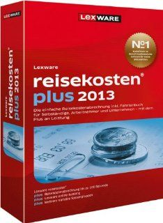 Lexware Reisekosten Plus 2013 (Version 13.00): Software