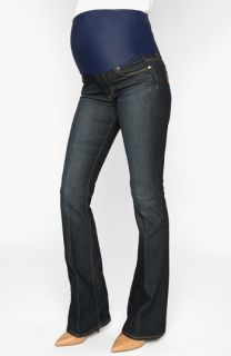 Paige Denim Skyline Maternity Bootcut Jeans (Twilight)
