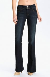 Paige Denim Hidden Hills Bootcut Stretch Jeans (Super McKinley)