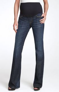Citizens of Humanity Kelly Maternity Bootcut Stretch Jeans (New Pacific Blue)