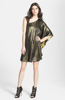 Erin by Erin Fetherston Lea Metallic Dress