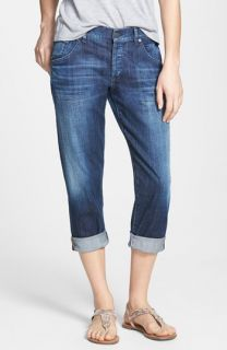 Paige Denim Jimmy Jimmy Destroyed Crop Boyfriend Jeans (Naomi Distressed)