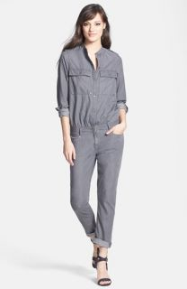 Paige Denim Lexie Denim Jumpsuit (London Sky)