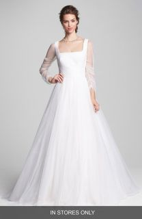 Rosa Clara Belinda Full Skirt Chiffon Dress