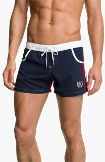Andrew Christian Navigator Swim Trunks (Online Only)