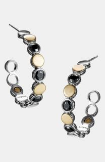 John Hardy Batu Dot Hoop Earrings