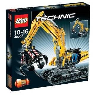 LEGO Technic 8285   Gro�er Schwarzer Abschlepptruck: Spielzeug