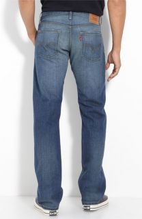 Levis® Red Tab™ 514™ Slim Straight Leg Jeans (Cave Light Wash)