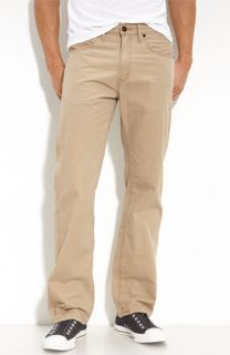 Levis® 505 Straight Leg Twill Pants