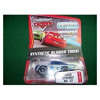 Mood Springs Disney Pixar Cars 1:55 Scale Synthetic Rubber Tires Edition Mattel: Toys & Games