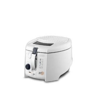 DeLonghi F 28311.W Rotofritteuse mit Easy Clean System, 1800 Watt DeLonghi Küche & Haushalt