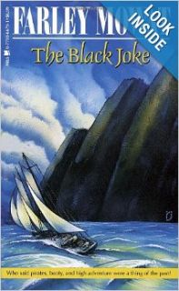 The Black Joke: Farley Mowat: 9780771066795: Books