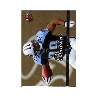 2006 Ultra Gold Medallion #189 Chris Brown: Sports Collectibles