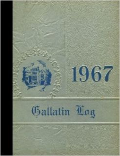 (Reprint) 1967 Yearbook: Albert Gallatin High School, Point Marion, Pennsylvania: 1967 Yearbook Staff of Albert Gallatin High School: Books