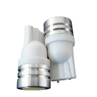 CIPA 93160 Ultra White 1 Watt Powerful Bullet LED 194 T 10 Replacement Bulb   Pack of 2: Automotive