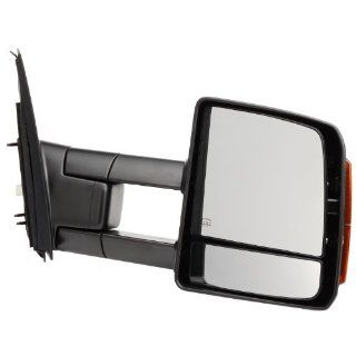Pilot 07 10 Toyota Tundra w/ Towing Package Extendable Power Heated Mirror Right Black Textured TYT19410BR: Automotive