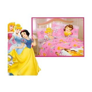 Disney Princess Twin/Full Fleece Blanket   Childrens Blankets