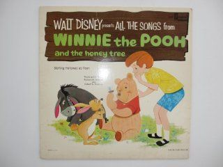 Walt Disney presents all the Songs from Winnie the Pooh and the honey tree: Music