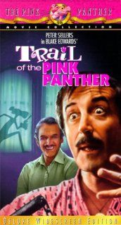 The Trail of the Pink Panther (Widescreen Edition) [VHS]: Peter Sellers, David Niven, Herbert Lom, Richard Mulligan, Joanna Lumley, Capucine, Robert Loggia, Harvey Korman, Burt Kwouk, Graham Stark, Peter Arne, Andr� Maranne, Blake Edwards, Gerald T. Nuttin