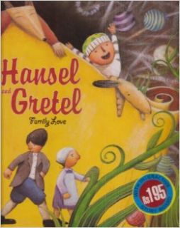 Hansel and Gretel: Family Love (For Use with Rs195 Interactive Story Board): Han Joon Ho: 9788174366856: Books