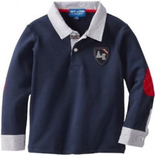 Andy & Evan Boys 2 7 Nero, Navy, 2 Toddler: Clothing
