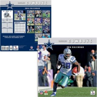 Dallas Cowboys 2014 Wall Calendar
