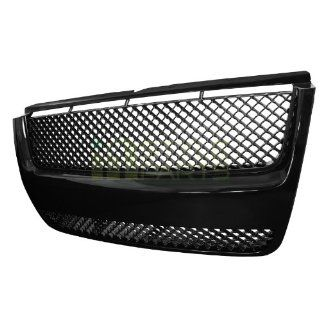 2007 2009 Ford Explorer Front Grille Black Sport Trac Model Also Fits XLT: Automotive