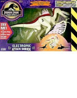 Velocirapteryx from Jurassic Park   Chaos Effect Electronic Action Figure Toys & Games