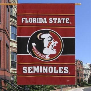 Florida State Seminoles (FSU) 28 x 40 Double Sided House Flag