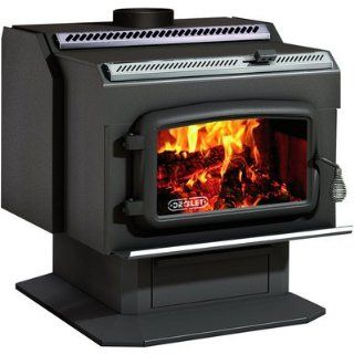 Drolet High Efficiency Wood Stove   95, 000 BTU, Model# HT2000 [Misc.]