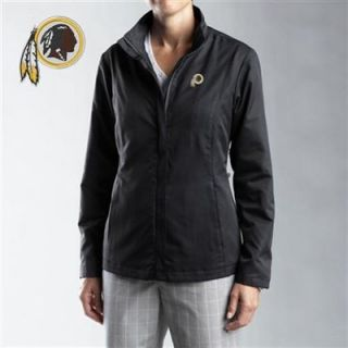Cutter & Buck Washington Redskins Womens WeatherTec Whidbey Jacket