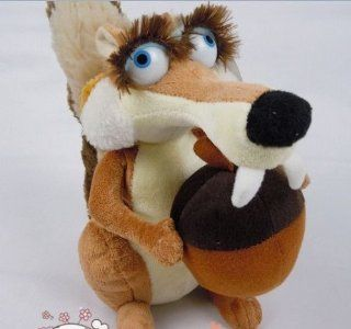 "Ice Age squirrels scratte Plush Doll Toy 10"" KTWJ206 Toys & Games"