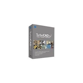 TurboCAD Pro 14 Platinum CAD Software: Software